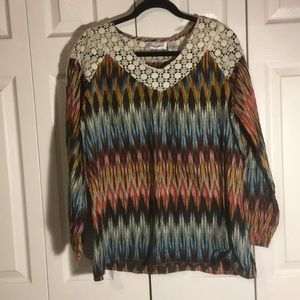 Tops - ❎3 for $15❎New Direction shirt Size 1X